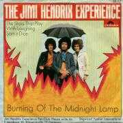 Details The Jimi Hendrix Experience - Burning Of The Midnight Lamp