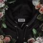 Coverafbeelding Jonna Fraser & Diztortion - Zwarte hoodie