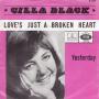 Details Cilla Black - Love's Just A Broken Heart
