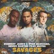 Coverafbeelding Sunnery James & Ryan Marciano, Bruno Martini feat. Mayra - Savages