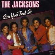 Coverafbeelding The Jacksons - Can You Feel It