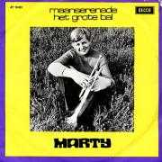 Coverafbeelding Marty - Maanserenade