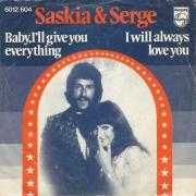 Details Saskia & Serge - Baby, I'll Give You Everything