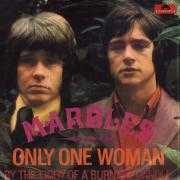 Coverafbeelding Marbles - Only One Woman