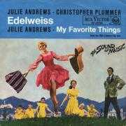 Details Julie Andrews & Christopher Plummer - Edelweiss