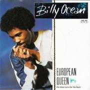 Coverafbeelding Billy Ocean - European Queen (No More Love On The Run)