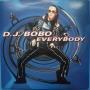 Coverafbeelding D.J. BoBo - Everybody