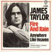 Details James Taylor - Fire And Rain