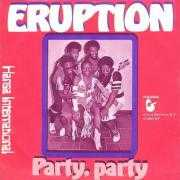 Details Eruption - Party, Party