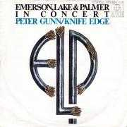 Coverafbeelding ELP : Emerson, Lake & Palmer - Peter Gunn
