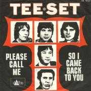 Details Tee-Set - Please Call Me