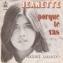 Coverafbeelding Jeanette ((ESP)) - Porque Te Vas