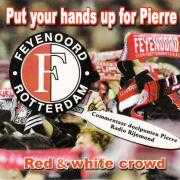Details Red & White Crowd - Put Your Hands Up For Pierre