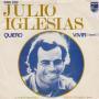 Coverafbeelding Julio Iglesias - Quiero