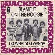 Details The Jacksons - Blame It On The Boogie