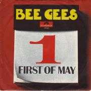 Details Bee Gees - First Of May