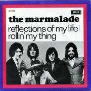 Coverafbeelding The Marmalade - Reflections Of My Life