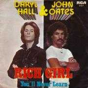 Details Daryl Hall & John Oates - Rich Girl