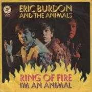 Details Eric Burdon and The Animals - Ring Of Fire