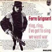 Coverafbeelding Ferre Grignard - Ring, Ring, I've Got To Sing