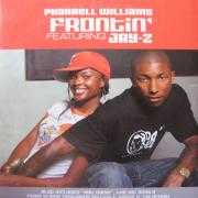Details Pharrell Williams featuring Jay-Z - Frontin'
