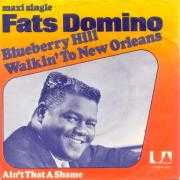 Coverafbeelding Fats Domino - Blueberry Hill [Maxi Single]