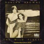 Details Duncan Browne - The Wild Places