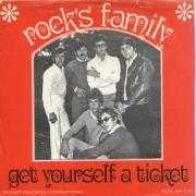 Coverafbeelding Roek's Family - Get Yourself A Ticket