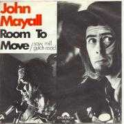 Coverafbeelding John Mayall - Room To Move