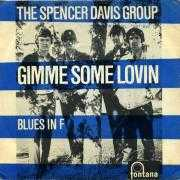 Coverafbeelding The Spencer Davis Group - Gimme Some Lovin