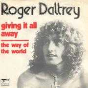 Details Roger Daltrey - Giving It All Away