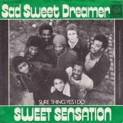 Coverafbeelding Sweet Sensation - Sad Sweet Dreamer