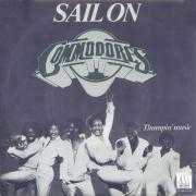 Coverafbeelding Commodores - Sail On