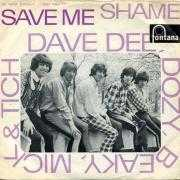 Details Dave Dee, Dozy, Beaky, Mick & Tich - Save Me