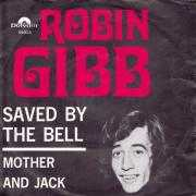 Coverafbeelding Robin Gibb - Saved By The Bell