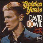 Details David Bowie - Golden Years