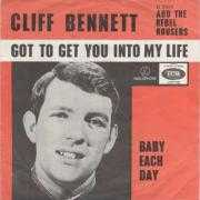 Details Cliff Bennett and The Rebel Rousers - Got To Get You Into My Life