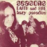 Coverafbeelding Earth and Fire - Seasons