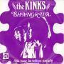 Coverafbeelding The Kinks - Shangrila