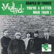 Details Yardbirds - Shapes Of Things