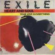 Details Exile - Heart And Soul