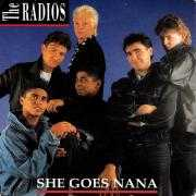 Coverafbeelding The Radios - She Goes Nana