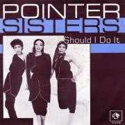 Coverafbeelding Pointer Sisters - Should I Do It