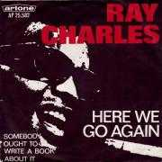 Details Ray Charles - Here We Go Again