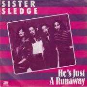 Coverafbeelding Sister Sledge - He's Just A Runaway