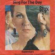 Coverafbeelding Styx - Sing For The Day