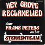 Details Frans Peters en Het Sterrenteam - Het Grote Reclamelied
