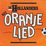 Coverafbeelding De Hollanders - Het Oranjelied