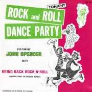 Details John Spencer - Bring Back Rock 'n' Roll
