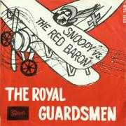 Details The Royal Guardsmen - Snoopy vs. The Red Baron